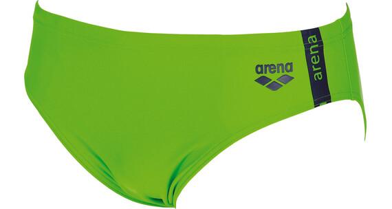 arena Hyper Brief Men leaf-navy